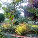 Châtelet de Jayac - Jardin