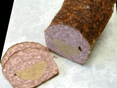 Pâté Au Foie Gras D'Oie