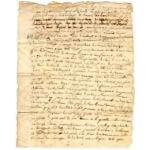 Quittance 1747