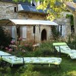 Châtelet de Jayac – Le jardin