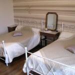 Eléonore-Chambre avec 2 grand lit