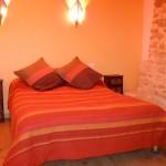 Marie-Louise-Chambre avec grand lit